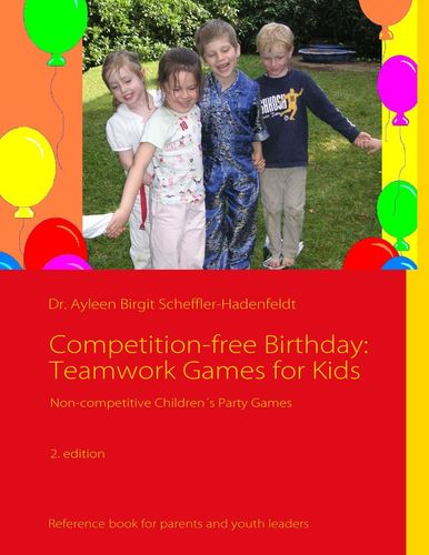 Competition-free Birthday Teamwork Games for Kids